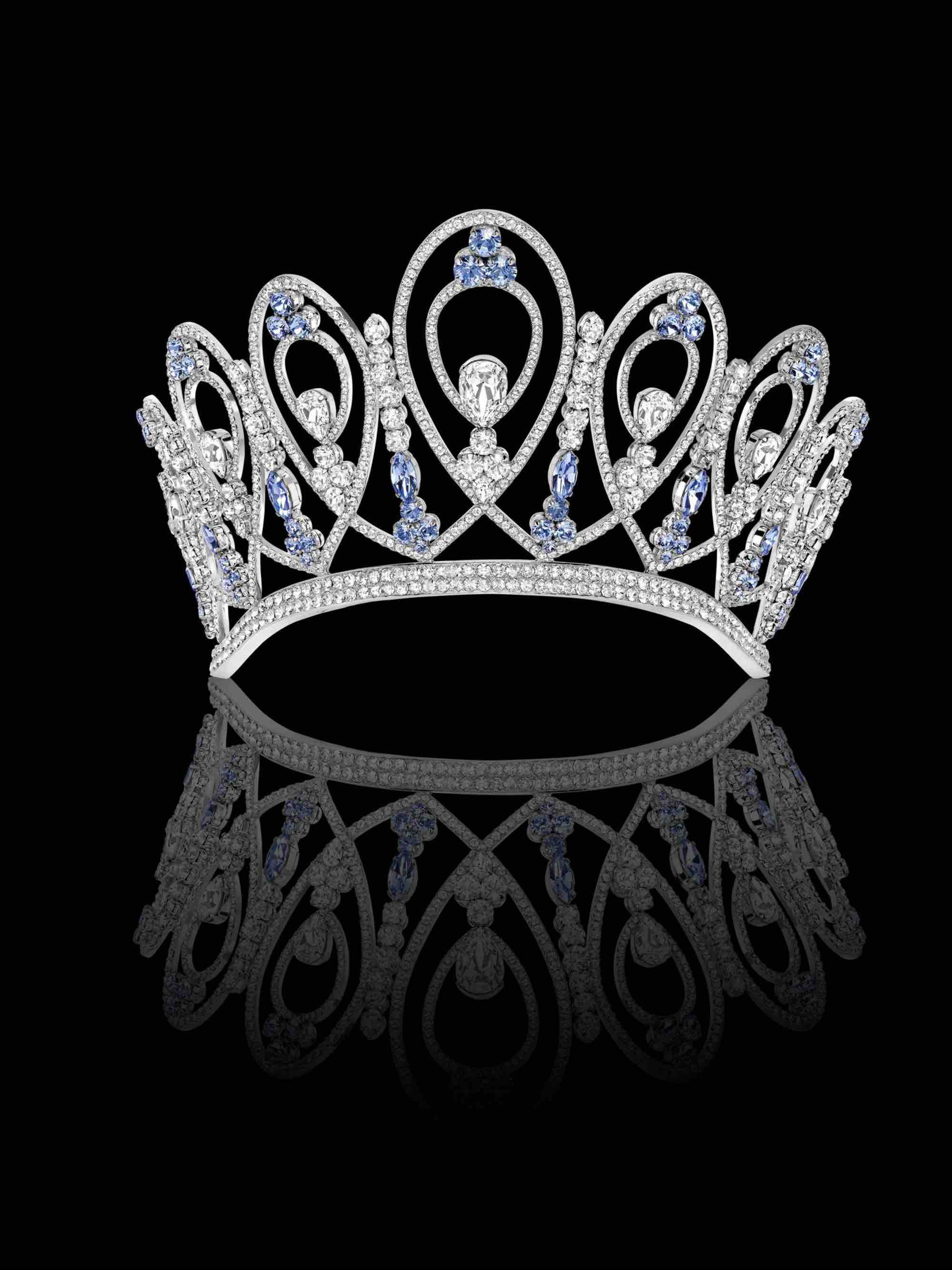 Miss France 2018 couronne