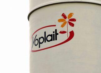 Du détergent dans une cuve de yaourt Yoplait en Isère