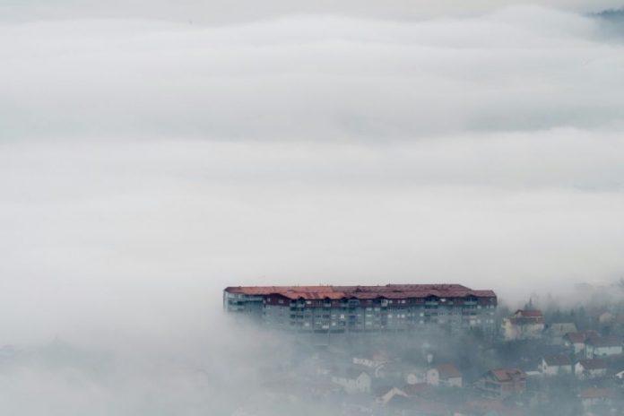 Skopje : La capitale de la Macédoine asphyxiée par la pollution
