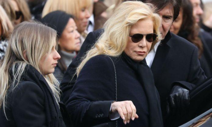 Sylvie Vartan n'assistera pas aux obsèques de Johnny Hallyday et s'en explique