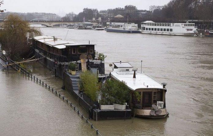 Menaces d'inondations et crues en France ce mercredi