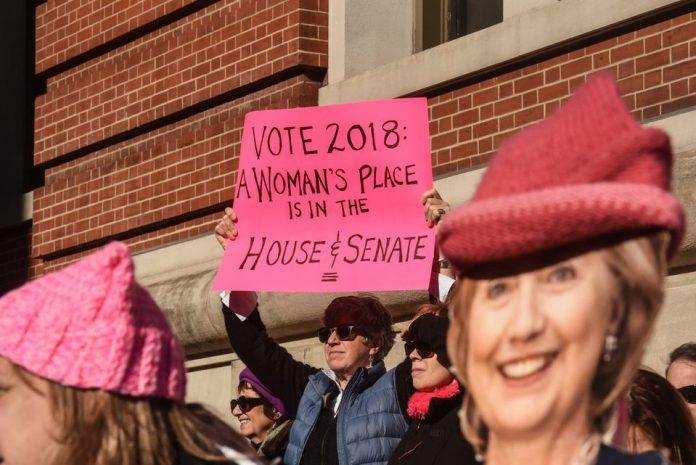 Trump tweet sur la marche des femmes