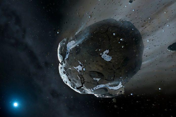 L'astéroïde 2002 AJ129 va frôler la Terre le 4 février prochain
