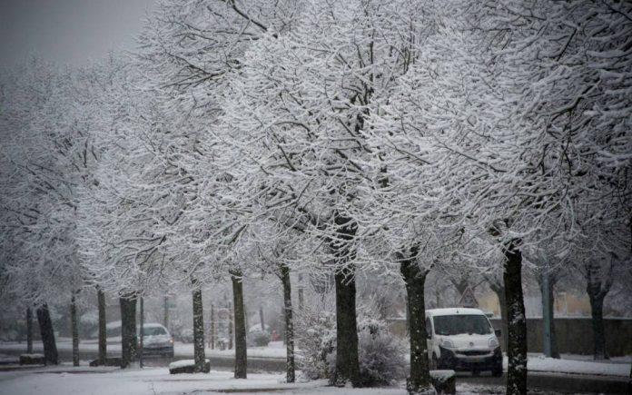 Alerte météo : Neige et verglas dans toute la France