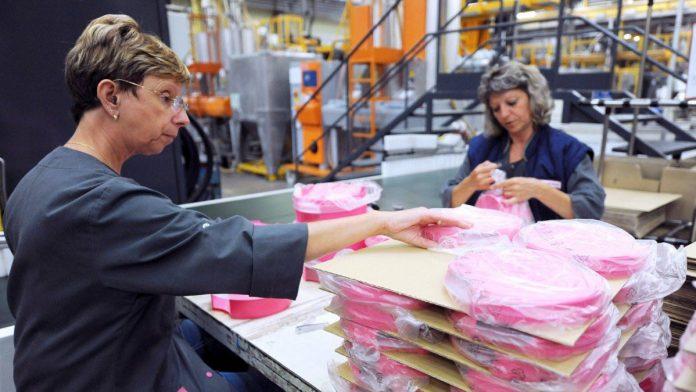Fermeture de l'usine Tupperware en France
