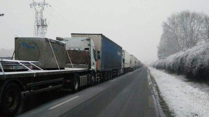 Grand froid en France : Transports perturbés par la neige