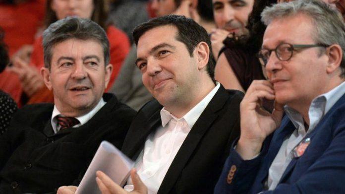 La réponse de Tsipras face à Mélenchon