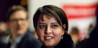 Najat Vallaud-Belkacem a trouvé un nouveau job