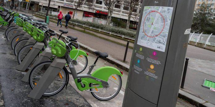 Smovengo en difficulté, Paris reprend en main vélib'