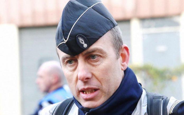 Trèbes : Gendarme
