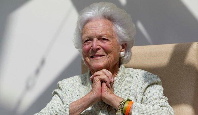 Barbara Bush placée en soins palliatifs