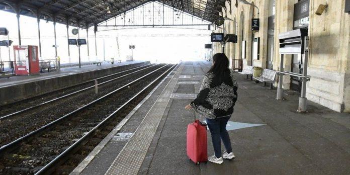 Grève SNCF du mercredi 4 avril : le trafic de nouveau fortement perturbé