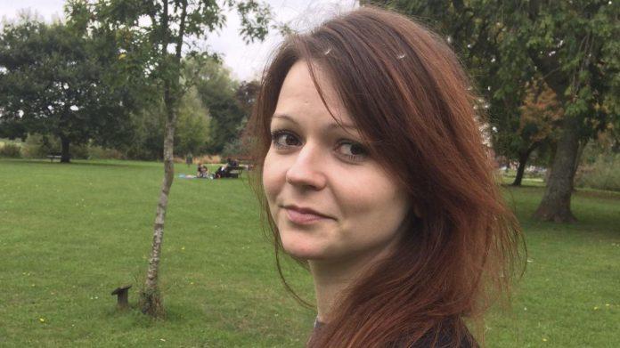 Loulia Skripal quitte l'hôpital de Salisbury