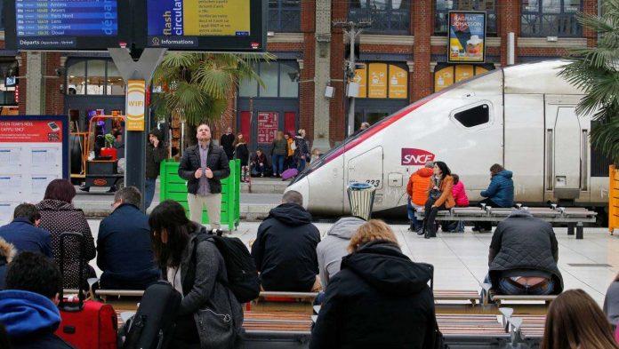 Mardi noir : Grève SNCF, grosse mobilisation annoncée des cheminots