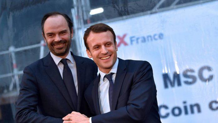 Popularité : Emmanuel Macron et Edouard Philippe gagnent à droite