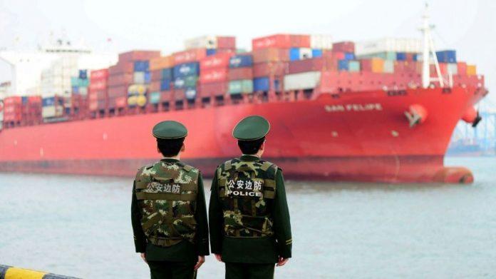 Trump déclenche la guerre commerciale avec la Chine (Détail)