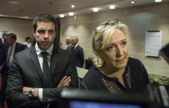 Affaire Benalla : Accrochage entre Le Pen et des élus LREM