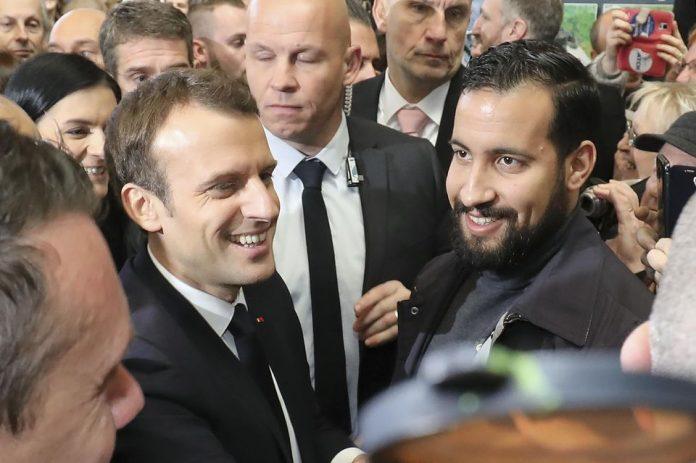 Emmanuel Macron sur l'affaire Benalla : 'Le responsable, c'est moi'
