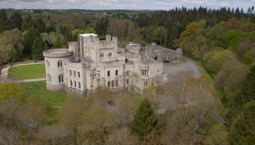 Le Château Game of Thrones est à vendre en Irlande du Nord (Photo)