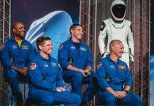 SpaceX : Premiers astronautes américains dans l'espace