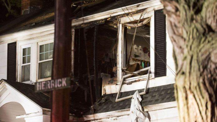 Explosions au gaz à Boston : Une cinquantaine de maisons ont été détruites