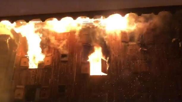 Incendie à Courchevel : Au moins 2 morts, un bilan provisoire