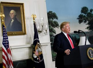 Shutdown : Trump attaque les démocrates (Détail)