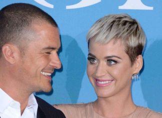 Katy Perry et Orlando Bloom officialisent leurs fiançailles (Photo)