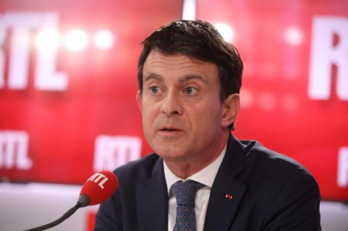 Valls aurait interdit les manifestations des