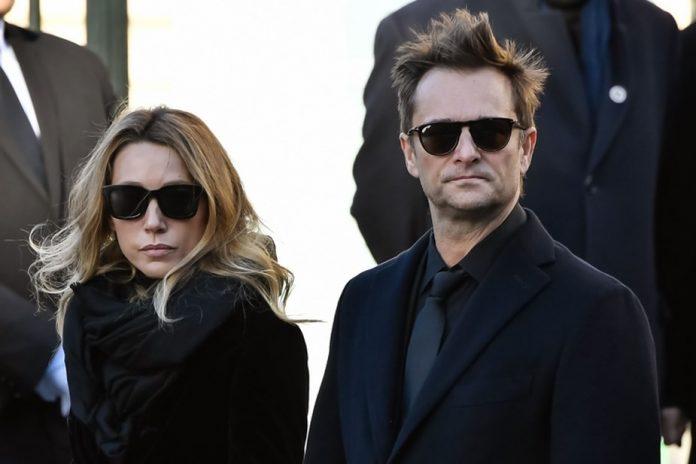 Victoire judiciaire pour Laura et David Hallyday (détail)