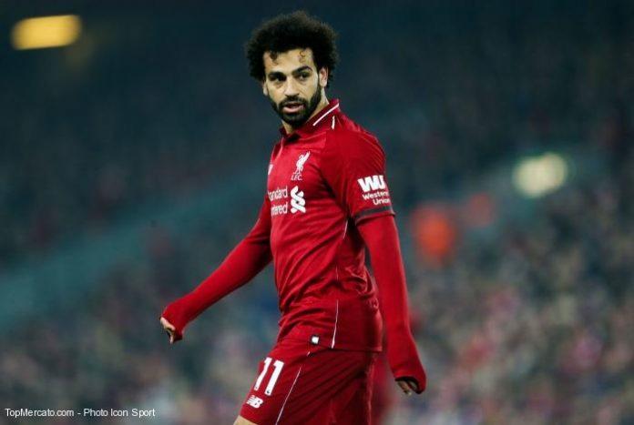 Chants racistes contre Mohamed Salah (vidéo)