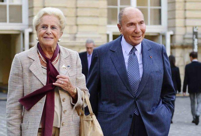 Décès de Nicole Dassault, veuve de Serge Dassault (une grande dame)