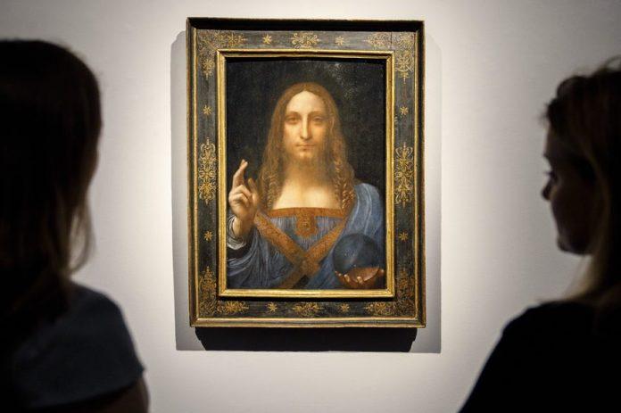 Salvator Mundi : Le tableau le plus cher du monde a disparu !