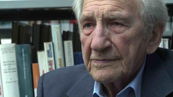 L'ex-GI français Bernard Dargols est mort à l'âge de 98 ans