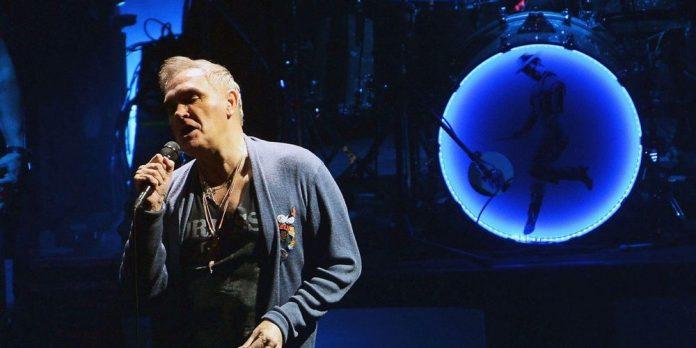 Appel au boycott du concert du chanteur Morrissey (détail)