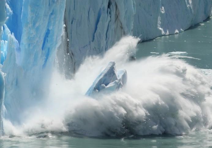 Prédictions ONU : Fonte des glaces, montée des eaux, villes inondées