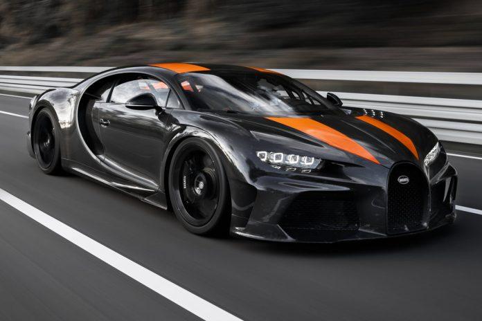 Record de vitesse pour la Bugatti Chiron: 490 km/h ! (Vidéo)