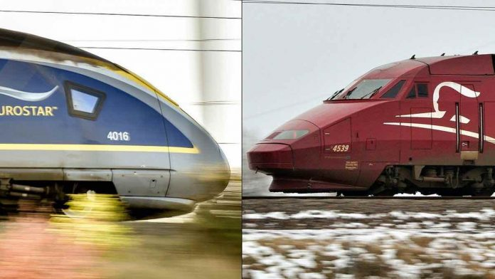 SNCF : Green Speed, le projet de fusion Eurostar-Thalys