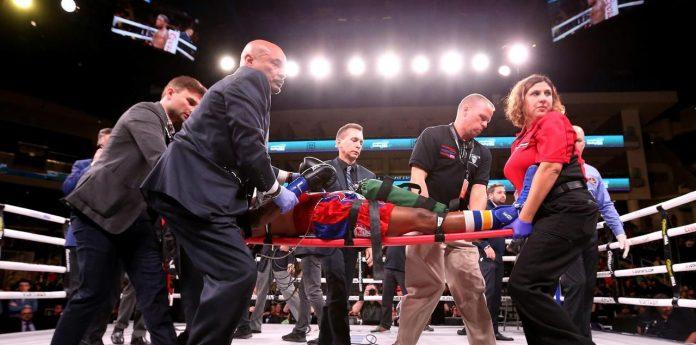 Boxeur Patrick Day: décédé 5 jours après son violent K.-O
