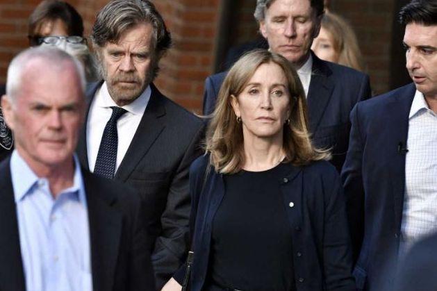 Felicity Huffman en prison : l'actrice commence sa peine pour escroquerie
