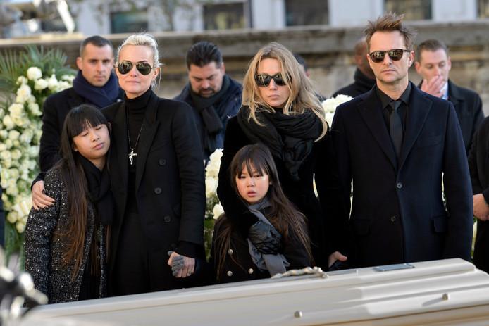 Héritage de Johnny : Laeticia Hallyday ne contestera pas la compétence française