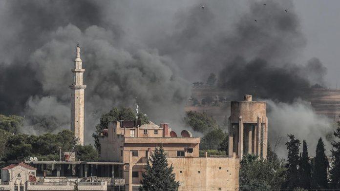 Offensive turque en Syrie : La France veut «la cessation immédiate» de l'offensive