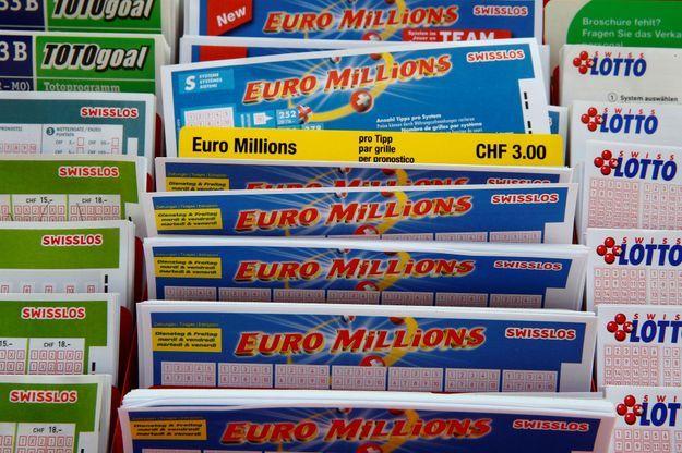 Un Britannique remporte le jackpot de l'Euromillions