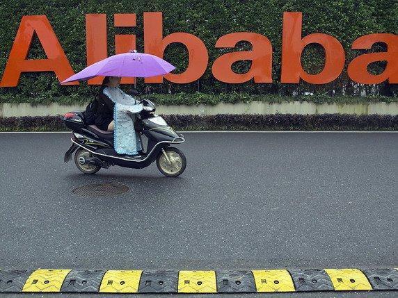Alibaba se lance à la Bourse de Hong Kong (détail)