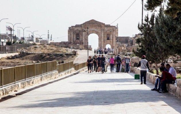 Attaque au couteau en Jordanie : quatre touristes blessés (détail)