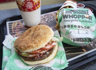 Burger King lance son burger sans viande en Europe