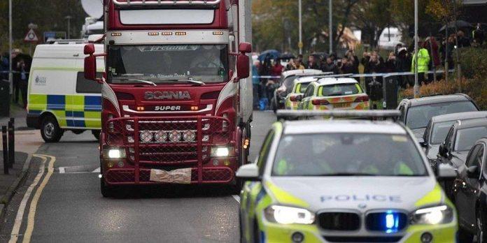 Camion-charnier: un nouveau suspect arrêté (détail)