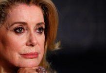 Catherine Deneuve hospitalisée après un accident vasculaire ischémique
