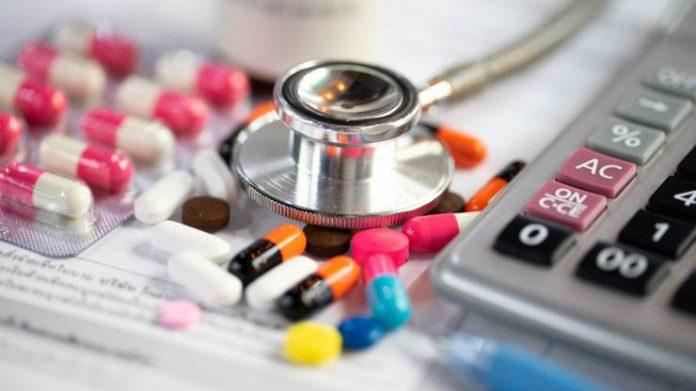 Des médecins qui reçoivent des cadeaux des laboratoires (détail)