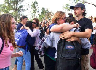 Fusillade dans un lycée à Los Angeles : Un mort et plusieurs blessés (détail)